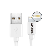ADATA AMFIPL-200CM-CWH lightning cable 2 m White