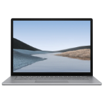 "Microsoft Surface Laptop 3 Platina Notebook 38,1 cm (15"") 2496 x 1664 Pixels Touchscreen Intel® 10e generatie Core™ i5 8 GB LPDDR4x-SDRAM 128 GB SSD Windows 10 Pro"