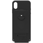 "Socket Mobile DuraCase funda para teléfono móvil 14,7 cm (5.8"") Negro"