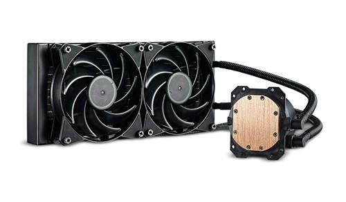 Cooler Master MasterLiquid Lite 240 Processor