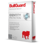 BullGuard Identity Protection (Single), Retail, 1 Year, 3 Users