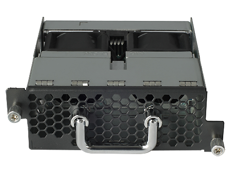 Hewlett Packard Enterprise X711 Front (port side) to Back (power side) Airflow High Volume Fan Tray