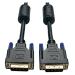 Tripp Lite DVI Dual Link Cable, Digital TMDS Monitor Cable (DVI-D M/M), 4.57 m (15-ft.)