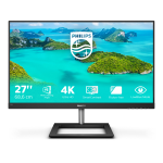 "Philips E Line 278E1A/00 computer monitor 68.6 cm (27"") 3840 x 2160 pixels 4K Ultra HD IPS Black"
