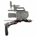 SHAPE FS72BT camera rig Aluminium Aluminium,Red,Silver