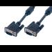 MCL MC340B/15P-10M cable VGA VGA (D-Sub) Negro