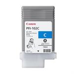 Canon 0896B001 (PFI-102 C) Ink cartridge cyan, 130ml