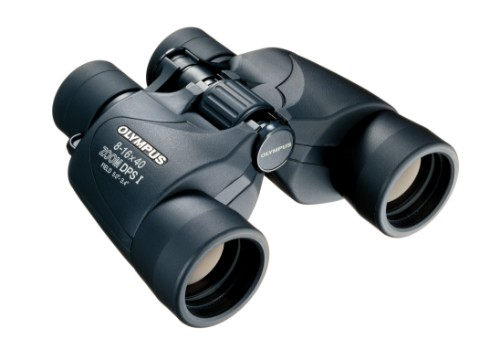 Olympus 8-16x40 Zoom DPS I Porro Black binocular