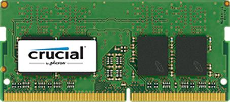 Crucial 8GB DDR4 2400 MT/S 1.2V 8GB DDR4 2400MHz memory module