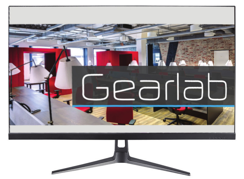 GEARLAB GLB224001 LED DISPLAY 68.6 CM (27