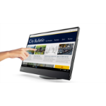 "Lenovo V510Z 2.4GHz i5-7400T 7th gen Intel® Core™ i5 23"" 1920 x 1080pixels Touchscreen Black, Grey All-in-One PC"