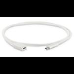 LMP 17209 USB Kabel 1 m 3.2 Gen 1 (3.1 Gen 1) USB C Silber