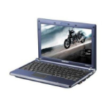 "Samsung NC10 1.6GHz N270 10.2"" 1024 x 600pixels Blue Netbook"