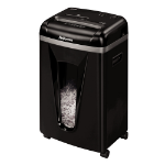 Fellowes Powershred 450M paper shredder Cross shredding 22 cm Black