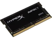 Kingston HyperX Impact - DDR4 - 8 GB - SO-DIMM 260-pin - 2400 MHz / PC4-19200 - CL14 - 1.2 V - unbuffered - n