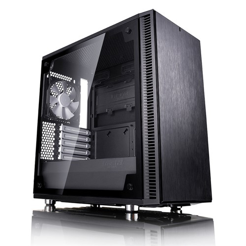 Fractal Design Define Mini C TG Mini Tower Black