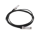 Hewlett Packard Enterprise X242 10G SFP+ 3m 3m SFP+ SFP+ Black coaxial cable