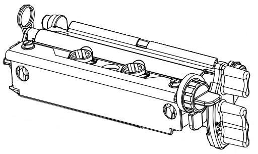 Datamax O'Neil DPR15-3051-01 pieza de repuesto de equipo de impresión Impresora de etiquetas