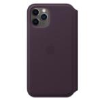 """Apple MX072ZM/A?ES funda para teléfono móvil 14,7 cm (5.8"""") Folio Púrpura"""