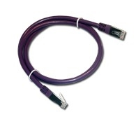 MCL Cable RJ45 Cat6 1.0 m Purple cable de red 1 m Púrpura
