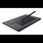 Wacom Intuos Pro S, FR & NL 5080lpi 158 x 98mm USB Zwart grafische tablet