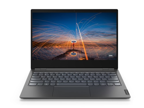 "Lenovo ThinkBook Plus Hybrid (2-in-1) 33.8 cm (13.3"") 1920 x 1080 pixels 10th gen Intel® Core™ i5 8 GB DDR4-SDRAM 256 GB SSD Wi-Fi 6 (802.11ax) Windows 10 Pro Grey"