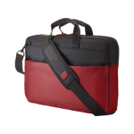 "HP 15.6 Duotone Red BriefCase 15.6"" Briefcase Black,Red"