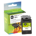 Remanufactured HP 301XL Black Ink Cartridge