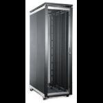 Prism Enclosures FI-CAB27810-SVR Freestanding rack 1300kg Black rack