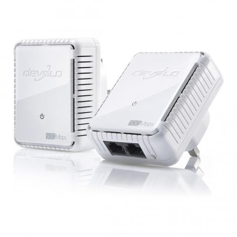 Devolo dLAN 500 duo, StarterKit 500Mbit/s Ethernet LAN White 2pc(s)