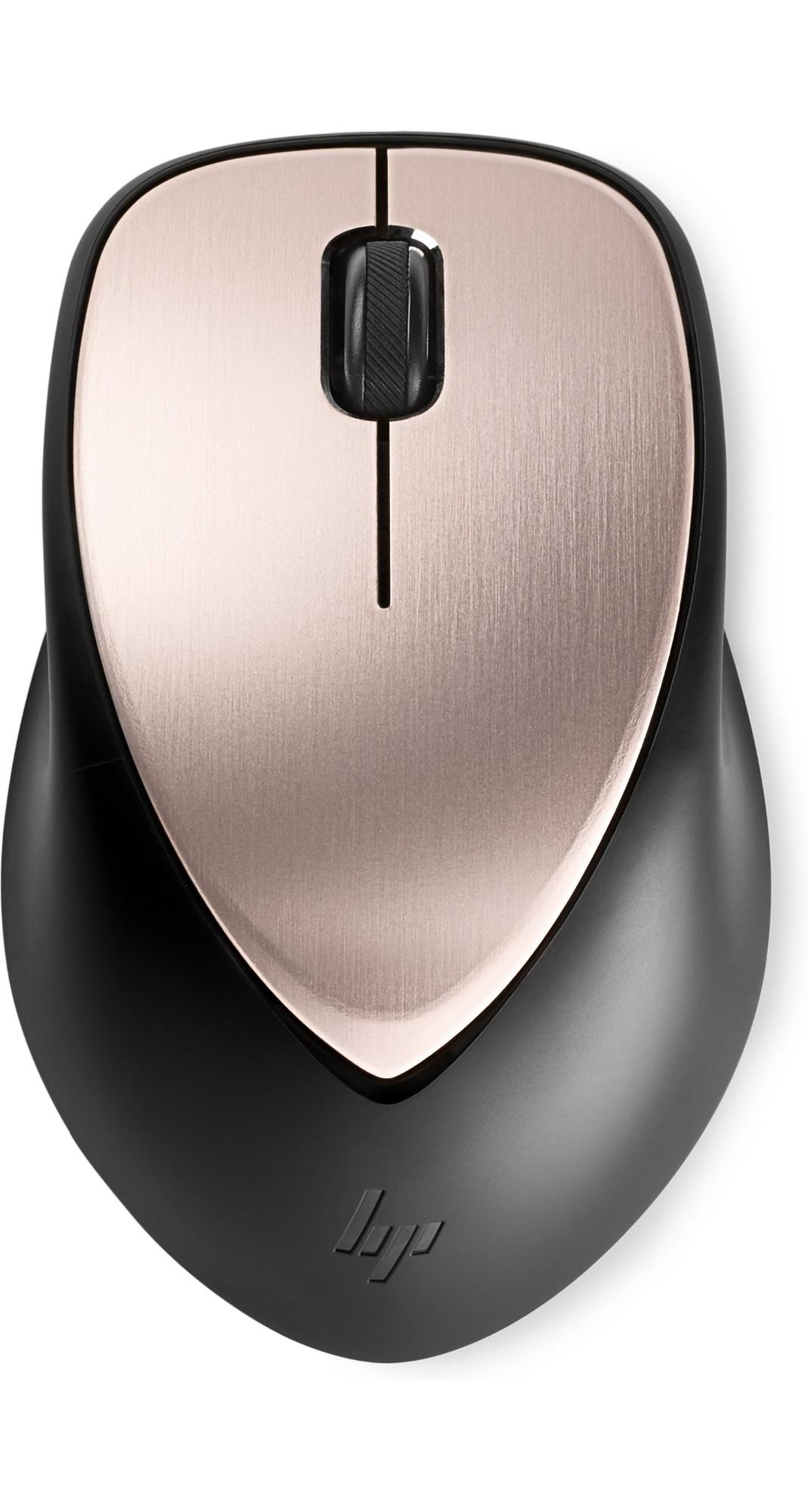 HP ENVY Rechargeable 500 mice RF Wireless Laser 1600 DPI Ambidextrous
