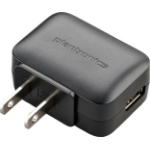 Plantronics 89034-01 mobile device charger Indoor Black