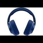 Logitech G G433 Headset Head-band Blue 981-000687