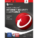 TREND MICRO Internet Security OEM, 3 Device 1 Year