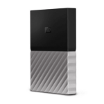 Western Digital My Passport Ultra 2TB external hard drive 2000 GB Black,Grey