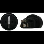 InLine Schuko to US 3 Pin Plug Adapter