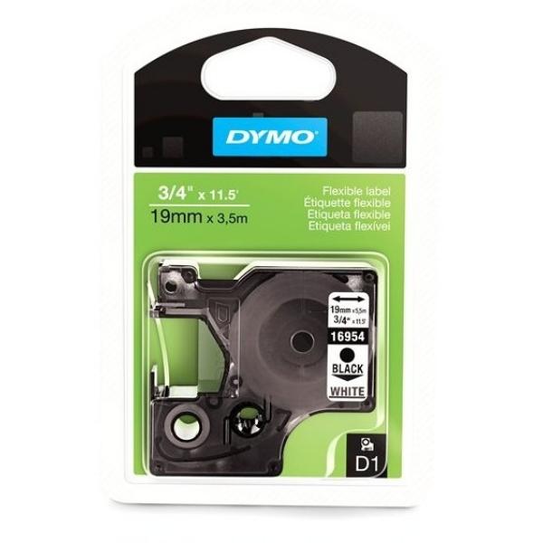 Dymo 16958 (S0718050) DirectLabel-etikettes, 19mm x 3,5m