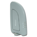 Zhone 6511-A1 DSL Ethernet LAN connection Grey