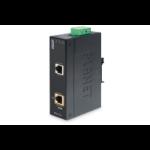 Planet IPOE-162 PoE adapter Gigabit Ethernet 12 V