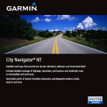 Garmin 010-11379-00 navigation software
