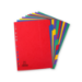 Elba 400007513 divider Multicolour 10 pc(s)