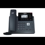 Yealink T40G Wired handset 3lines LCD Black IP phone