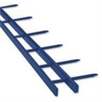 GBC SureBind Binding Strips A4 Blue 25mm (100)