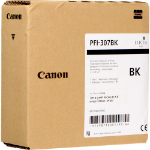 Canon PFI-307BK Origineel Zwart