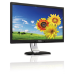 Philips Brilliance LCD monitor, LED backlight 220P4LPYEB/00