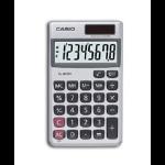 Casio SL-300SV Pocket Display Silver calculator