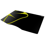 Mionix Sargas L Gaming mouse pad Black, Yellow
