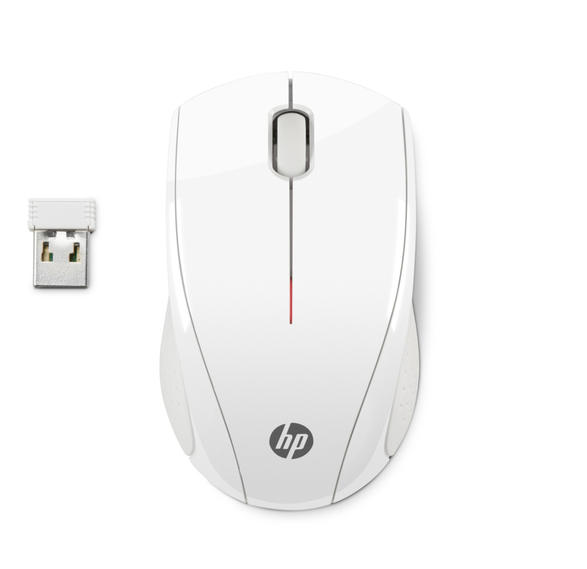 HP X3000 mice RF Wireless Optical 1200 DPI Ambidextrous