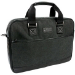 "Krusell Uppsala 16"" Notebook briefcase Black"