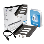 PNY Desktop Upgrade Kit Universal HDD Cage